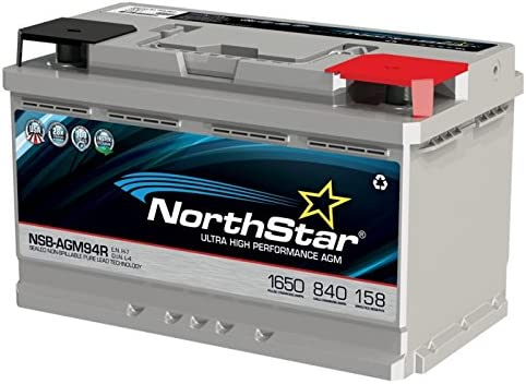 NorthStar Pure Lead Automotive Group Battery