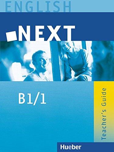 NEXT B1/1: Teacher's Guide