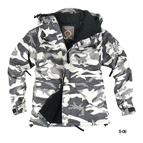 Xl Snowboard Jacket - 1