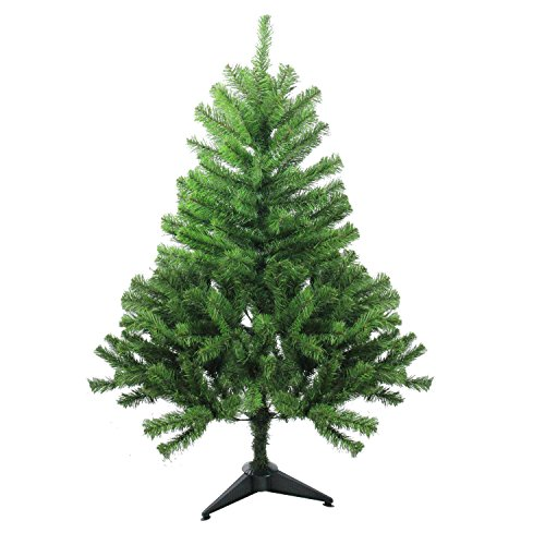 Northlight Colorado Spruce Artificial Christmas Tree, 4', Green (Colorado Tree Christmas)