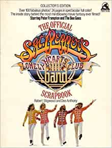Sgt Pepper S Lonely Hearts Club Band Scrapbook Bee Gees