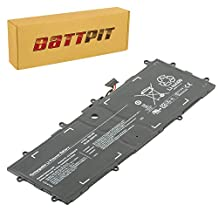 Battpit™ Laptop/Notebook Battery Replacement for Samsung ATIV Smart PC 500T (4080 mAh/30Wh) (Ship From Canada)