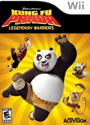 Amazon.com: Kung Fu Panda: Legendary Warriors: Wii: Artist ...