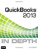 QuickBooks 2013 in Depth, Madeira, Laura, 0789750392