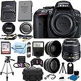 Nikon D5300 24.2 MP CMOS Digital SLR Camera with 18-55mm f/3.5-5.6G ED VR Auto Focus-S DX NIKKOR...