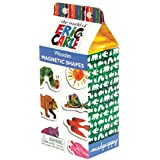 Mudpuppy The World of Eric Carle Wooden Magnetic Shapes, Great for Kids Age 3+, 35 Wooden Magnets Featuring Characters…