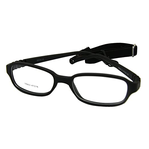 7168210436f Amazon.com  EnzoDate Kids Optical Glasses Frame Size 47-16-115 with ...