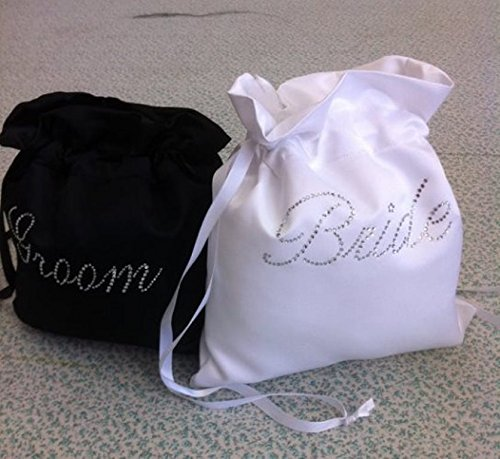 Custom Made Money Bags for Wedding Day Dollar Dance