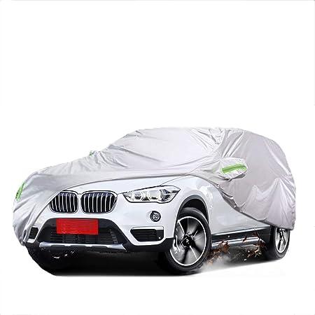 Couverture de Voiture B/âche Voiture Compatible avec BMW 7 Series Car Cover /épais r/ésistant /à la Pluie UV r/ésistant /à leau r/ésistant au Vent /étanche aux poussi/ères r/ésistant aux Rayures