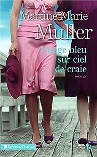 Nuage bleu sur ciel de craie, Muller, Martine-Marie