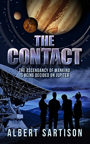 Contact ascendancy mankind decided Jupiter ebook product image