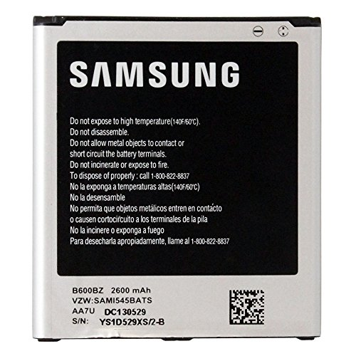 OEM Samsung Original Battery for Samsung Galaxy S4 - Samsung S4 Battery Replacement