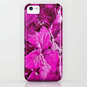 Society6 - Leaves In Lilac iPhone & iPod Case by Agostino Lo Coco