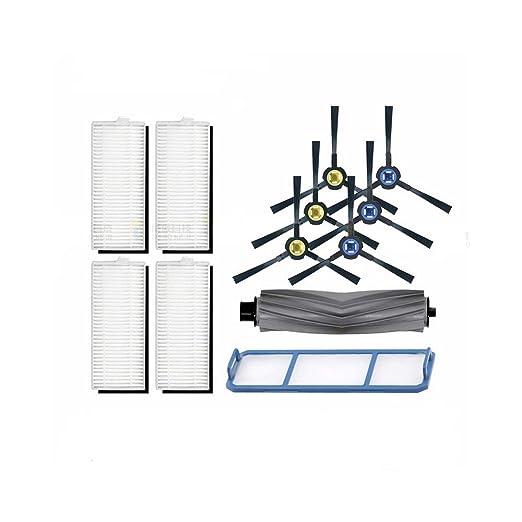 DingGreat Accesorios para ILIFE A7 A9S Robot Aspirador ...