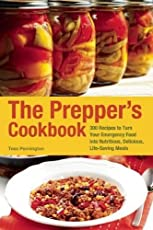 9 printable food storage cookbooks pdf preppers survive the preppers cookbook 300 recipes to turn your emergency food into nutritious delicious forumfinder Gallery