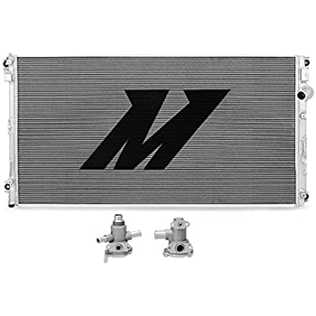 Ford 6.7L Powerstroke Aluminum Secondary Radiator 2011-2016 Mishimoto