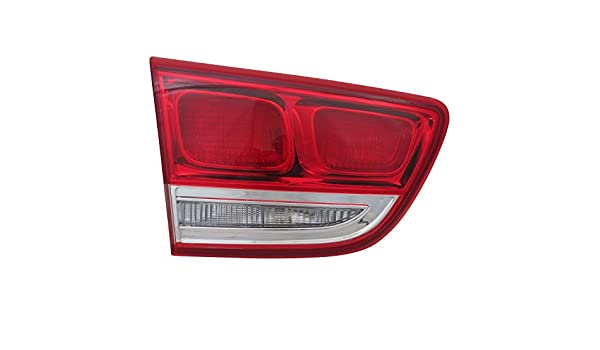 Partslink Number KI2802108 OE Replacement KIA SORENTO Tail Light Assembly Multiple Manufacturers KI2802108C