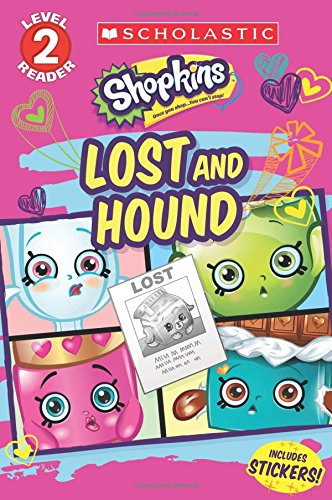 Lost and Hound (Shopkins) - Tie Hound