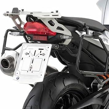 Kappa klr4120 portavaligie lateral KAWASAKI VERSYS: Amazon.es: Coche y moto