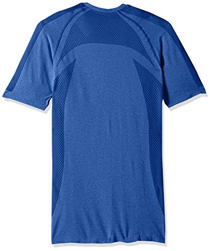 T-shirt Evoknit Better da uomo, Lapis Blue Heather, Medium