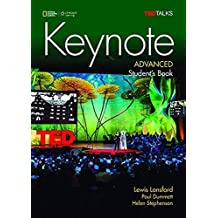 Keynote - BRE - Advanced: Student Book + DVD-ROM + MyELT Online Workbook, Printed Access Code