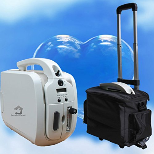 Battery Oxygen Concentrator Portable - 7