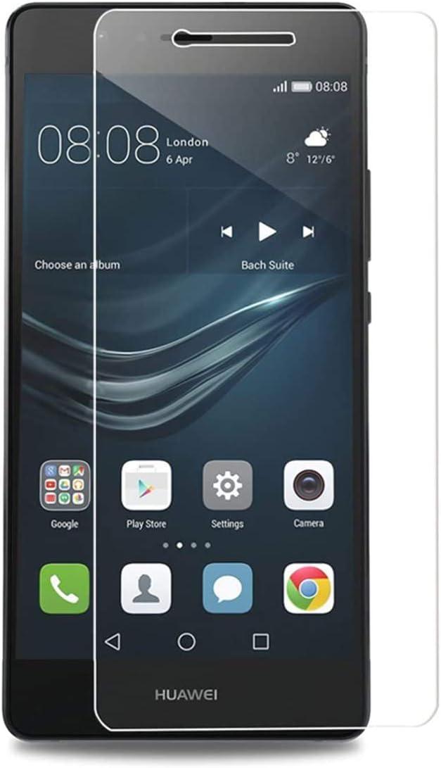 3 Pezzi Vetro Temperato Huawei P9 Lite, WEOFUN Pellicola Protettiva per Huawei P9 Lite Display Proteggi Schermo (0,33mm, 9H, Alta trasparente)