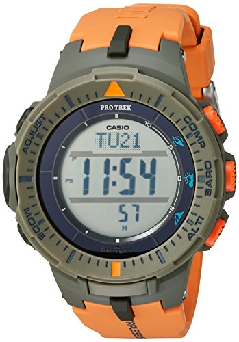 Casio ProTrek Triple Sensor Quartz