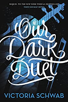 Our Dark Duet by Victoria Schwab fantasy book reviews