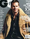 GQ Magazine (December, 2015) Tom Brady Cover