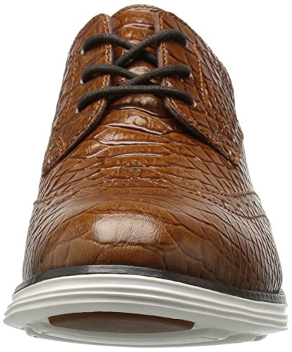 Optic Snake Oxford Cole Woodbury Haan Wingtip White Leather Women's Print Original Grand 0wAvXpAf
