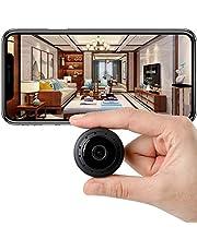 $48 » SUWOZYAN 1080P Mini WiFi Camera Night Vision Motion Detection Portable Nanny Sports Camera Small Wireless Cam Security L7_02