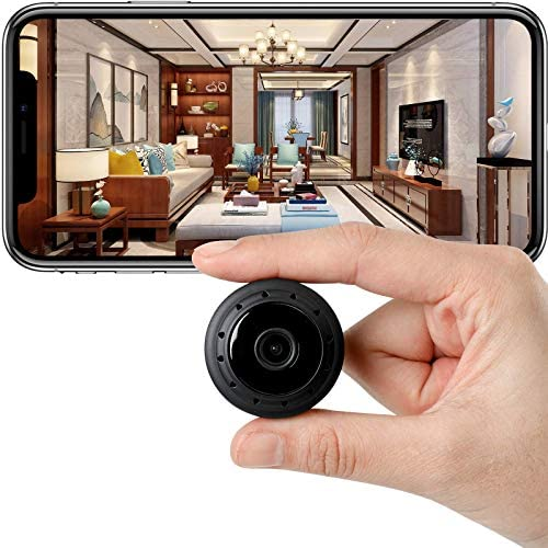 SUWOZYAN 1080P Mini WiFi Camera Night Vision Motion Detection Portable Nanny Sports Camera Small Wireless Cam Security L7_02