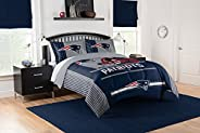 NFL Safety Full/Queen Comforter and 2 Sham Set