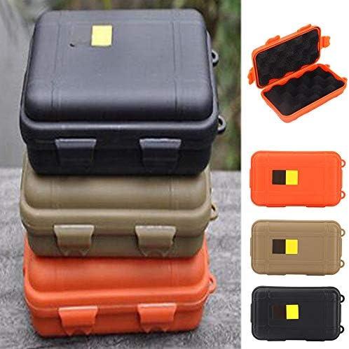 ABS Sponge Shockproof Waterproof Case Outdoor Survival Container Storage Box UK