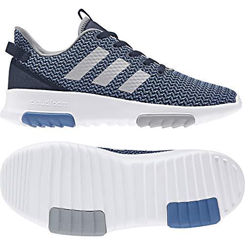 De Zapatillas Cf Unisex 000 K Adidas gridos Niños Racer maruni Deporte Azul Tr maruni qFUwxfnX
