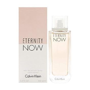 Amazoncom C K Eternity Now Women Eau De Parfum Spray 34 Oz Beauty