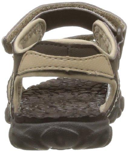 Sneaker Sandal Brown Marrone Timberland Braun Strap bambino Splashtown 2 qwI4t