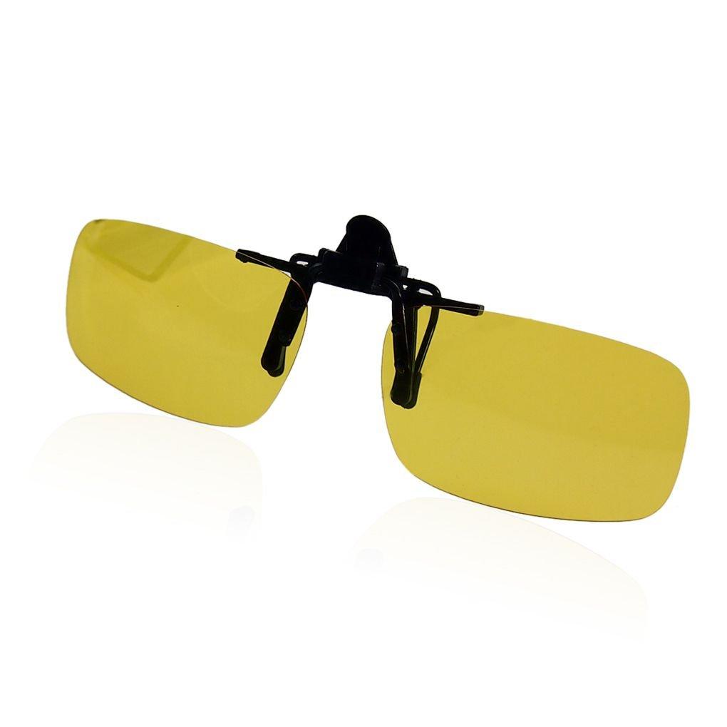 Eyewear Polarized Clip On Flip Up Driving Sunglasses Jiasijieke