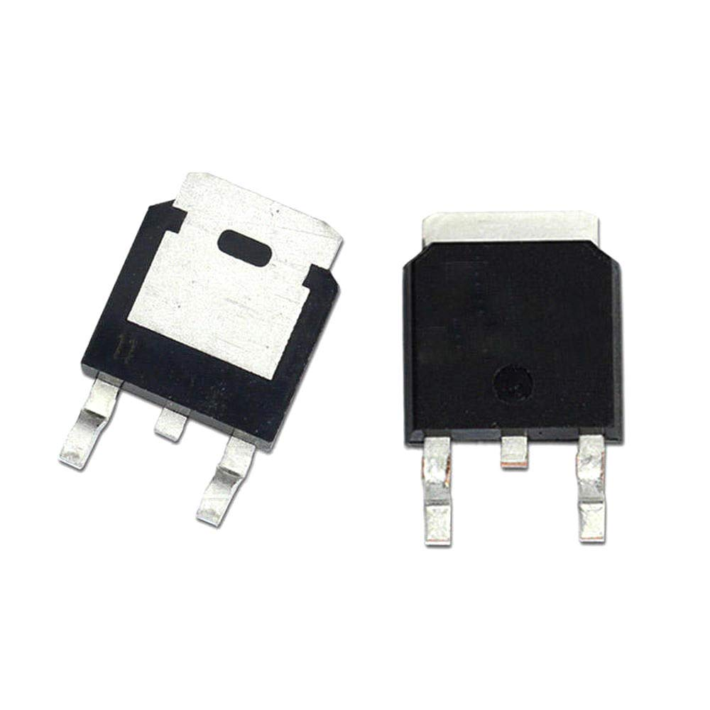 10Pcs//lot NCE8050AK 8050AK TO-252 80V 50A N-Channel Mosfet