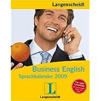 Langenscheidt Sprachkalender Business English 2009