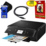 Best Cloud Ready Printers - Canon Pixma TS6120 Wireless Inkjet All-in one Printer Review