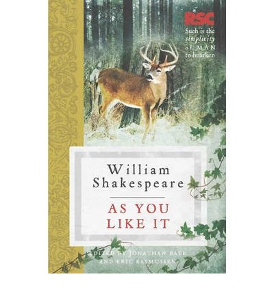 As You Like It (The RSC Shakespeare) (Paperback) - Common by Palgrave MacMillan