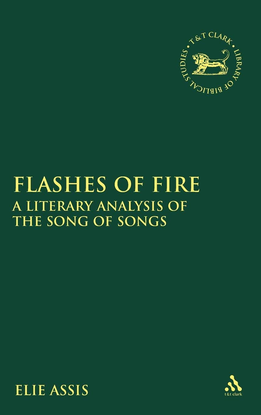 Flashes of Fire: A Literary Analysis of the Song of Songs (The Library of Hebrew Bible/Old Testament Studies) ebook