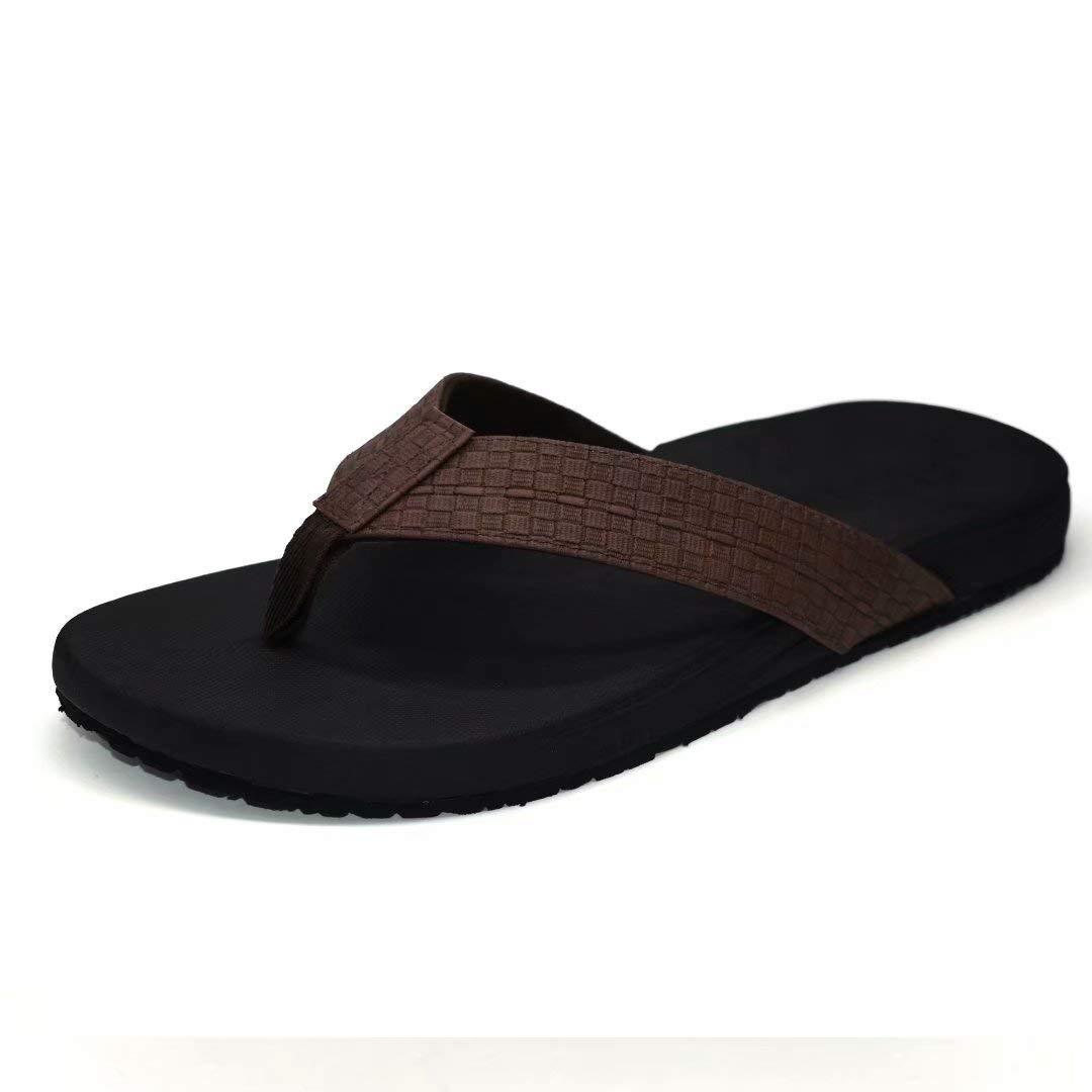 TALLA 42 EU. Zapatos para Hombre Sandalias y Chanclas de Playa para Adulto, Zapatillas Suela de Goma Antideslizante de Yoga-Espuma Acolchada