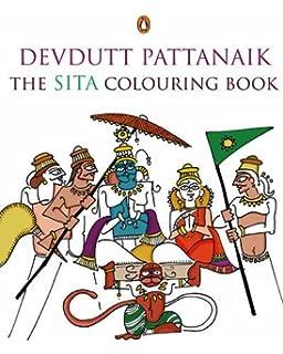 The Sita Colouring Book