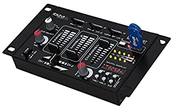 table de mixage ibiza dj21usb-bt