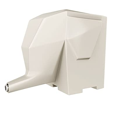 All One Tech Elephant Kitchen Cutlery Drainer, Bathroom Cosmetic Storage  Holder Box