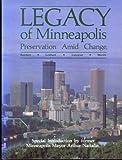 Legacy of Minneapolis 9780896580473