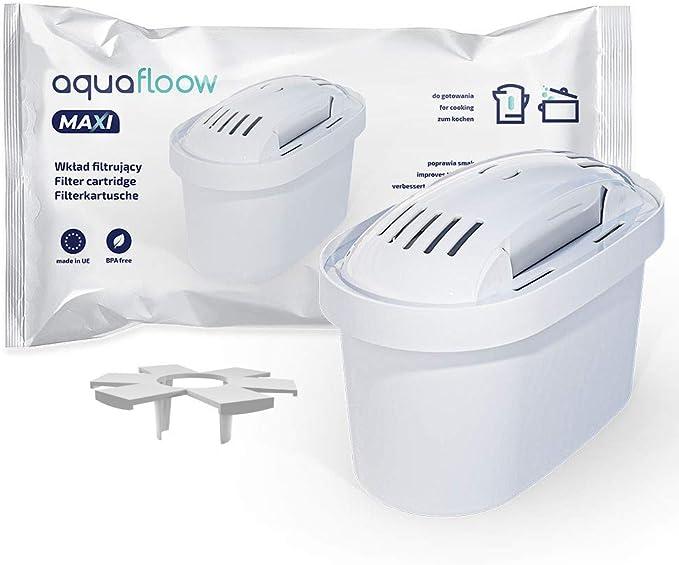 6x Wasserfilter Kartuschen kompatibel für BRITA Maxtra Plus Brita Brita Style